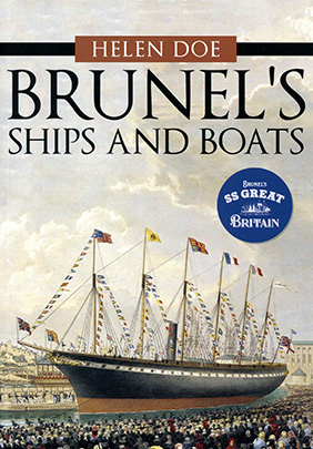 Brunels Ships and Boats by Helen Doe