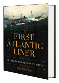 The First Atlantic Liner by Helen Doe